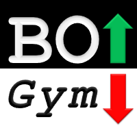 Binary Option Gym