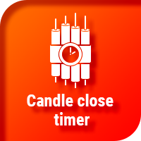 Candle close timer