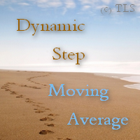 Dynamic Step Moving Average