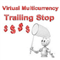 Virtual Multicurrency Trailing Stop