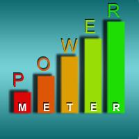 Power Currency Meter