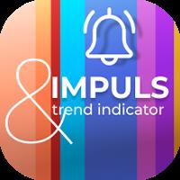 Impuls and trend indicator