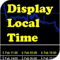 DLT Display Local Time