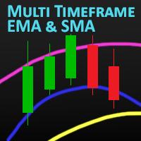 Multi Timeframe Moving Averages MT4