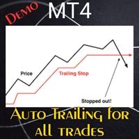 Auto TrailingStop Demo MT4