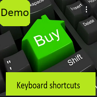 Keyboard Trading Shortcuts Demo