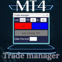 Trade Manager Panel Auto