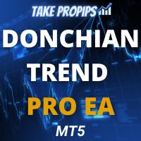 TakePropips Donchian Trend Pro EA MT5