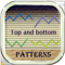 Top and bottom patterns