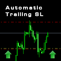 Automatic Trailing Stop Loss with Take Profit