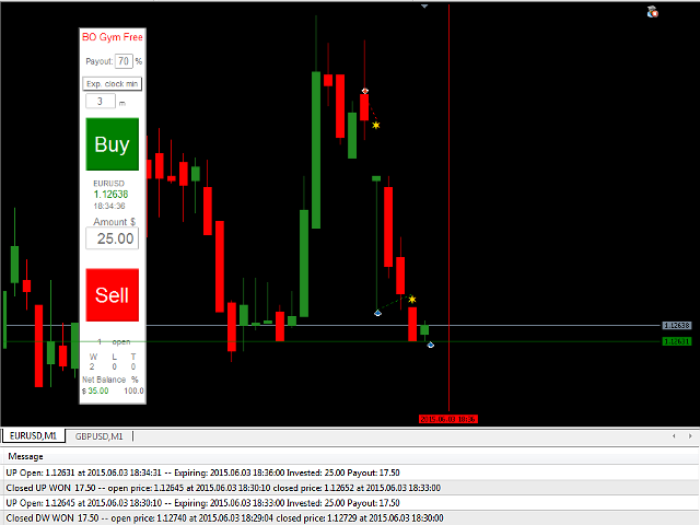 Tr binary trading software