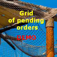 Grid of pending orders DEMO