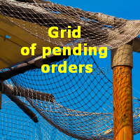 Grid of pending orders