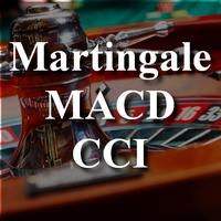 Martingale MACDcci