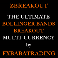 Bollinger Bands Breakout by FX Baba