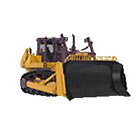 Bulldozer collector