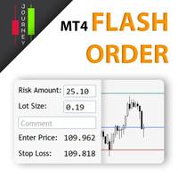 CJ Flash Order MT4