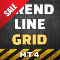 Trend Line GRID mt4