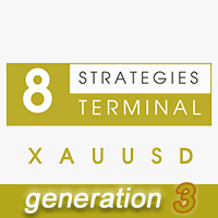 EA Terminal xauusd 8 Strategies
