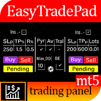 EasyTradePad for MT5