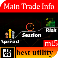Main Trading Info for MT5