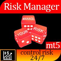 Risk Manager for MT5