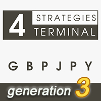 EA Terminal gbpjpy 4 Strategies