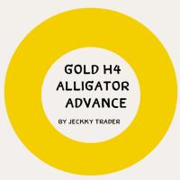 GOLD H4 Alligator By Jeckky