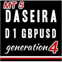EA Daseira GBPUSD d1 MT5