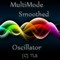 MultiMode Smoothed Oscillator