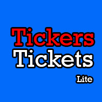 Tickers Tickets Lite