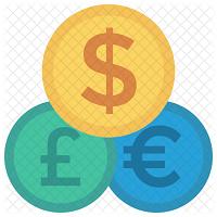 Custom Currency Triangle