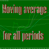 Moving average for all periods