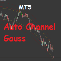 Auto Channel Gauss MT5