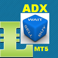 Average Directional Index MT5 TF by your choice