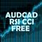 AUDCAD RSI CCI FREE