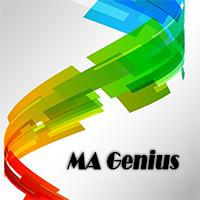 MA Genius
