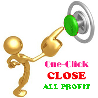ONE CLICK CLOSE ALL PROFIT ORDERS
