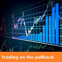 Trading on the pullback