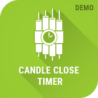 Candle close timer demo