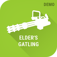 Elders gatling demo