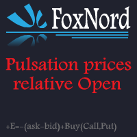 Pulsation prices relative Open