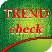 Trend check