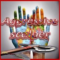 Aggressive scalper