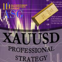 XAUUSD professional strategy