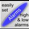 Scalp Tools Alarm