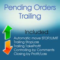 Pending Orders Trailing