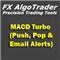 MACD Turbo with Push and Email Alerts