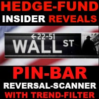Pinbar Scanner With Trend Filter