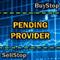Pending provider